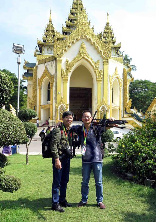 Chùa Vàng Shwedagon ở Yangoon -18