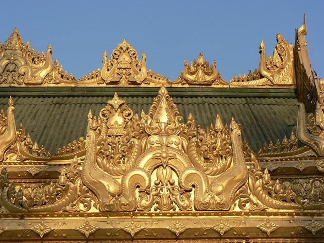 Chùa Vàng Shwedagon ở Yangoon -07